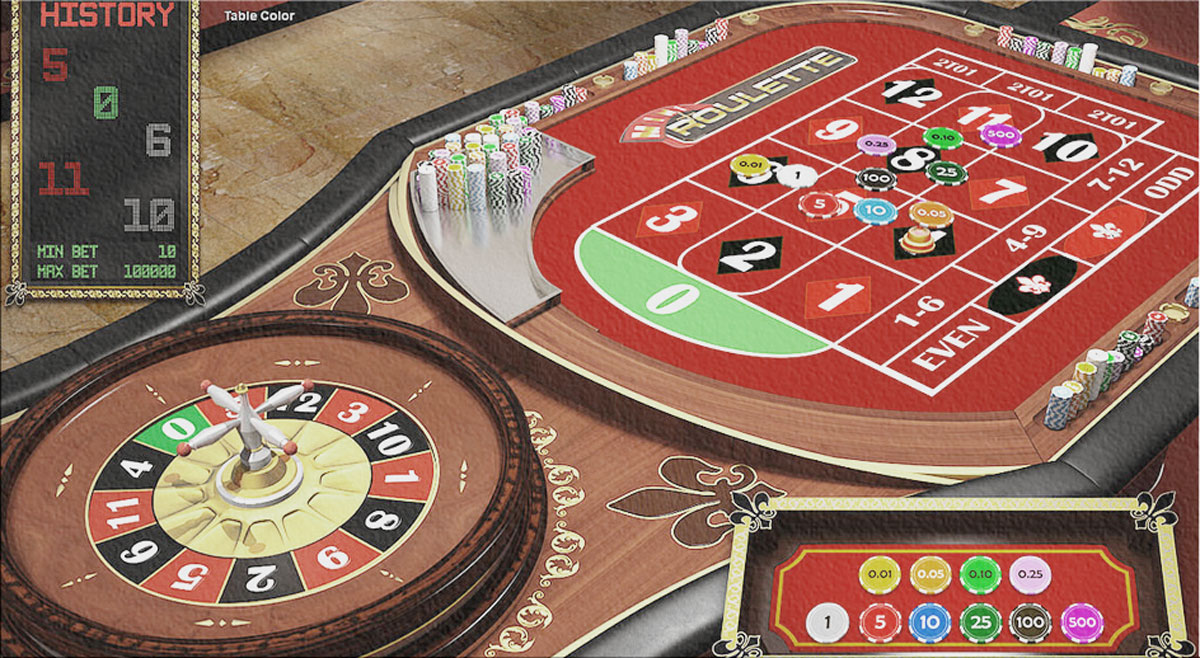 How to Make Money Playing Online Roulette